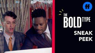 The Bold Type   Season 4 episode 16   Sneak Peek 3 : Alex & Andrew Go Viral (VO)