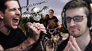 "Hip-Hop Head Reacts to ""So Far Away"" by AVENGED SEVENFOLD!!"