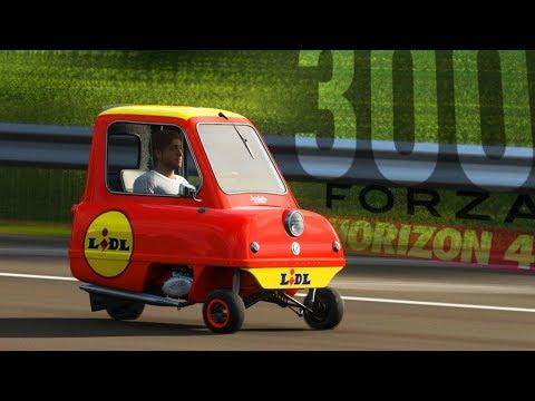 CARRELLO della SPESA a 300 kmh - Forza Horizon 4