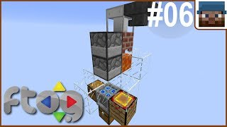 Minecraft Modern Skyblock 2 - Making Iron! #4 [1 12 2 Modded