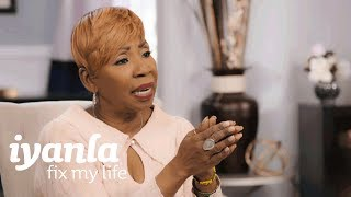 "Iyanla To Vakhara: ""You Are An Abused Woman"" 