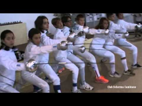 Preview video Fencing Flash Mob 2015