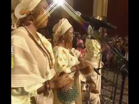 Yoruba Folk dance and music