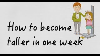 how to increase height in 1 week by exercise - मुफ्त