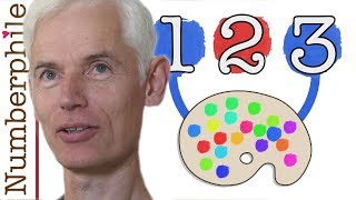 Colouring Numbers - Numberphile