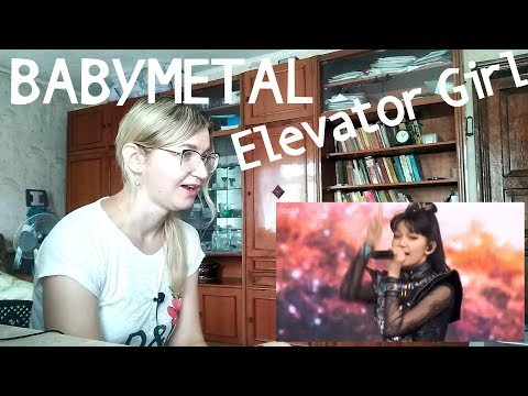 BABYMETAL - Elevator Girl At Glastonbury 2019 |Reaction| + BONUS [Eng Sub]