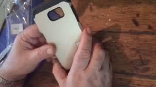 Чехол для Samsung Galaxy S7 Edge-броня от компании Интернет-магазин-Модной дешевой одежды. - видео