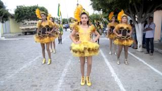 Desfile 7 de Setembro em São Vicente do Seridó-PB 2014