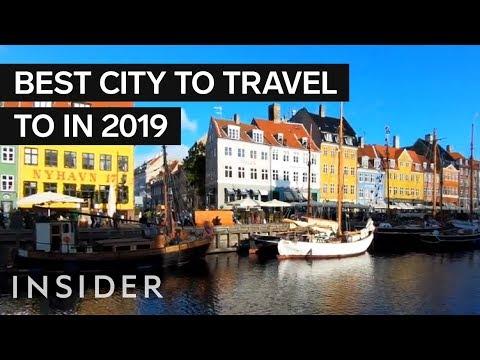 Copenhagen is the City to Visit in 2019