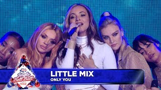 Little Mix 'only You Live At Capitals Jingle Bell Ball 2018