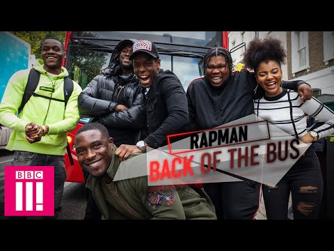 The Cast of Rapman's Blue Story Take A Tour Through London