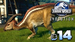 THE BEST DINOSAUR!!! - Jurassic World Evolution FULL PLAYTHROUGH | Ep14 HD