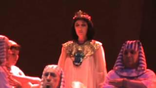 Сцена Великой Жрицы из оперы Аида