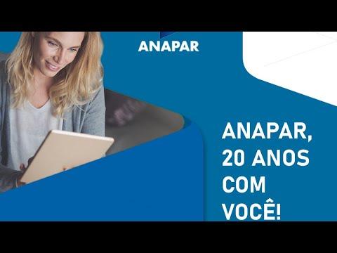 22º Congresso ANAPAR - 28/05/2021 - manhã