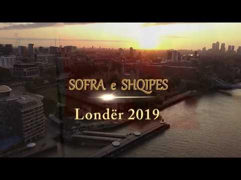 Sofra e Shqipes - 16 Nëntor 2019 - Londër