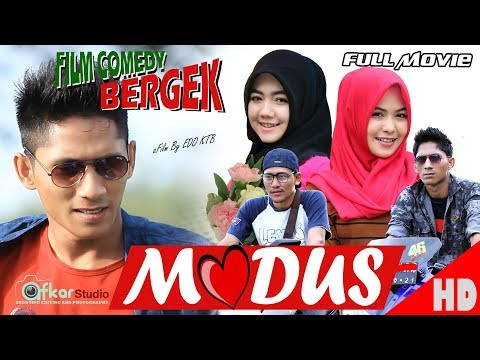 Film comedy bergek   cinta modus  full movie hd quality 2017