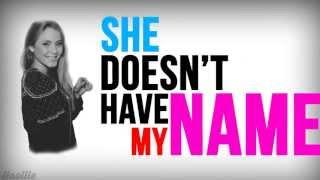 Zara Larsson ''She's not me (Pt.1)'' (Kinetic Typography)