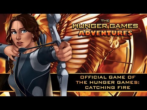 the hunger games adventures обзор игры андроид game rewiew android.