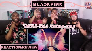 BLACKPINK   '뚜두뚜두 (DDU DU DDU DU)' MV REACTIONREVIEW