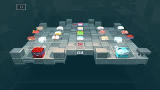 Death Squared : Level 1-10  Walkthrough {Gameplay / ios}
