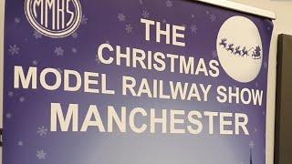 Manchester Christmas Model Railway Exhibition 2019