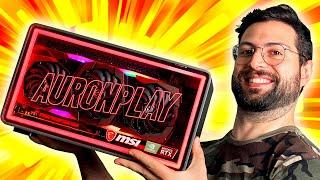 ¡He fabricado un MINI PC Gaming para AURONPLAY!