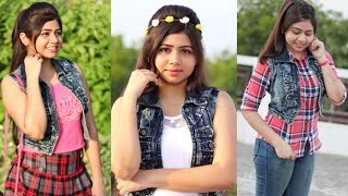 LookBook: 6 Ways To Style A DENIM VEST | 1 VEST 6 OUTFIT Ideas For Summer 2017 | Shweta Verma
