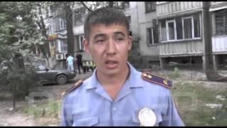 Рейдер - В Алматы полицейские по горячим следам задержали квартирного вора
