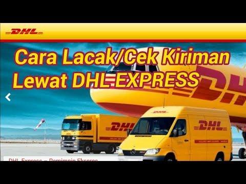 Cara Lacak/Cek Kiriman Lewat DHL EXPRESS