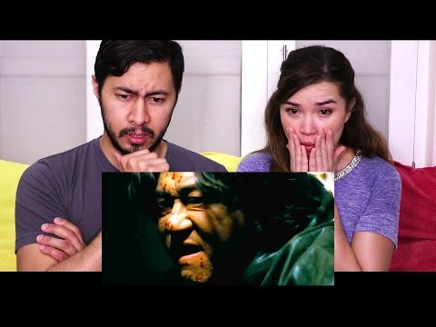 I SAW THE DEVIL | Korean Movie | Trailer Reaction & Discussion!