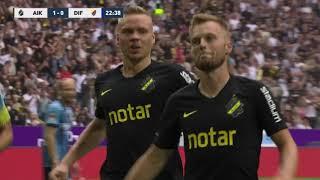 SEBASTIAN LARSSON- ALL GOALS FOR AIK
