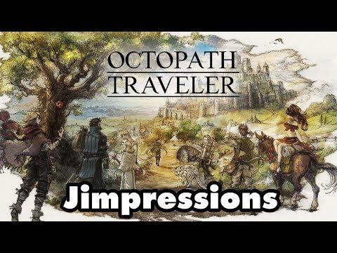 Octopath Traveler – Love & Eight (Jimpressions) video thumbnail