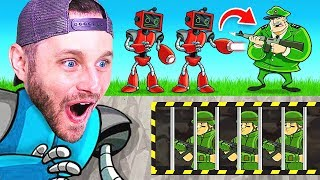 TEAM ROBOT Beat THE GAME