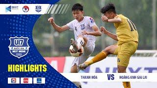 Highlights | U17 Thanh Hóa - U17 HAGL | Vào bán kết sau 90 phút thủy chiến | HAGL Media