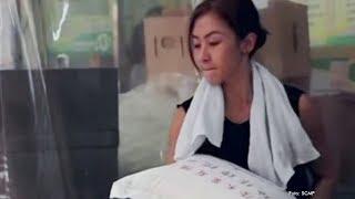 Wanita Dijuluki 'Kuli Panggul Paling Cantik', Ungkap Alasan Pilih Pekerjaan Itu Sejak Umur 19 Tahun