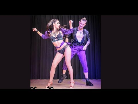 BUSRA ARACI & JONATHA ★ Butterfly Show ★ All in Dance Convention & Fit