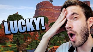 Found the RAREST Biome in Minecraft - Minecraft with Jacksepticeye - Part 7