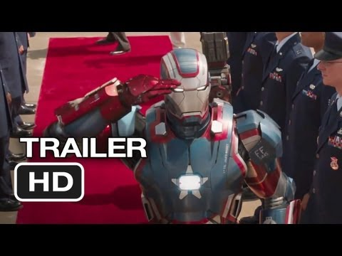 Trailer film Iron Man 3