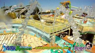 Jolly Roger Amusement Parks - 'Splash Mountain'
