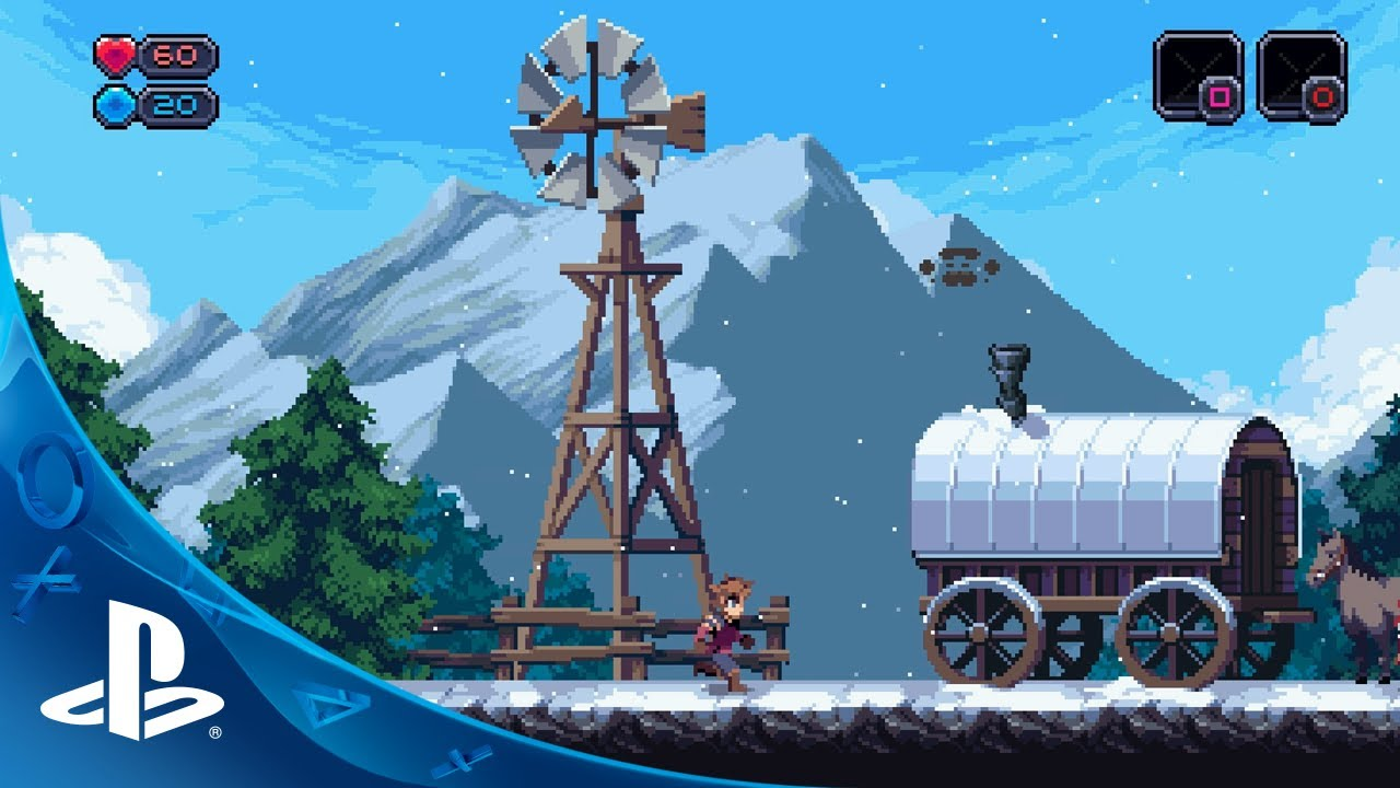 RPG Platformer Chasm Coming to PS4 This Year