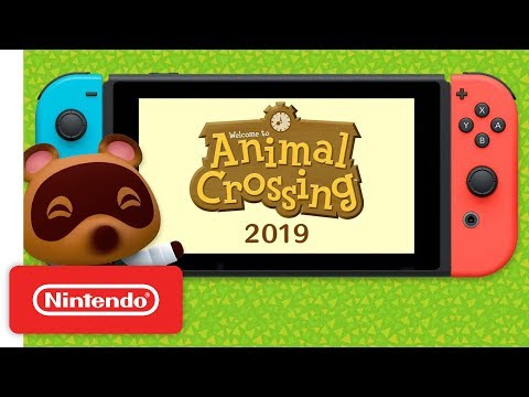 Animal Crossing is Coming to Nintendo Switch! thumbnail