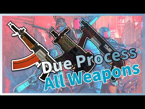 『SpiraL』due process all weapons 全武器道具