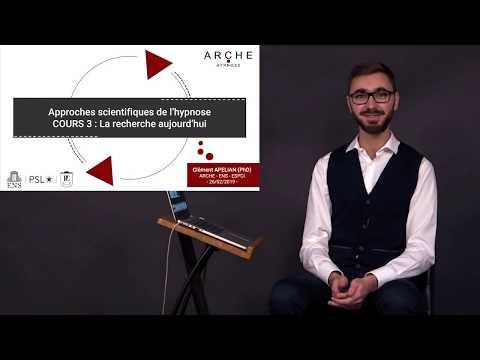 , title : 'Les approches scientifiques de l'hypnose - Cours 3 - Hypnologie 2019'