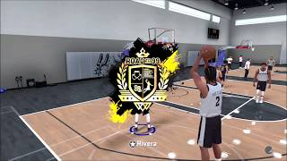 Get Over 5,000 points per Drill! (NBA 2K18 Crazy Tricks to Max Badges 6: Tireless Scr. & Diff Shots)
