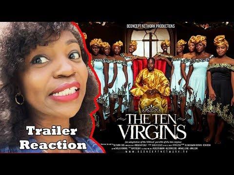 THE TEN VIRGINS MOVIE TRAILER REVIEW