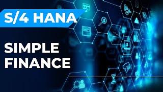 SAP Simple Finance (S/4 HANA Finance) - Basics Part 1