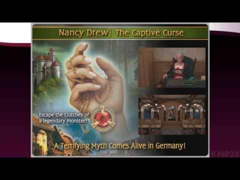 Les Enqu�tes de Nancy Drew : Message in a Haunted Mansion PC