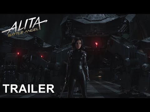 Alita: Battle Angel - Trailer Resmi Sub Indo | Di Bioskop 5 Februari 2019