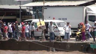 Bạc Liêu nỗ lực tìm kiếm nạn nhân mất tích vụ chìm tàu tại cửa biển Gành Hào