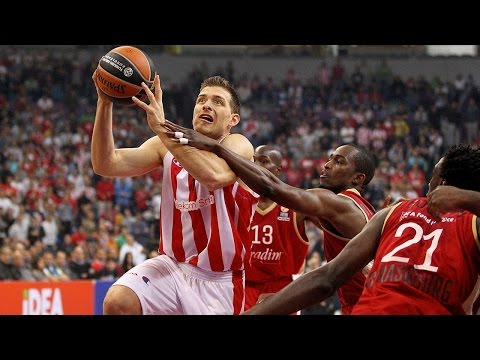 Highlights: RS Round 1, Crvena Zvezda Telekom Belgrade 81-59 Strasbourg